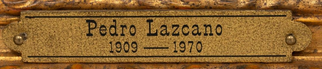 Pedro Lazcano (1909-1973), Bluebonnets, oil - 5
