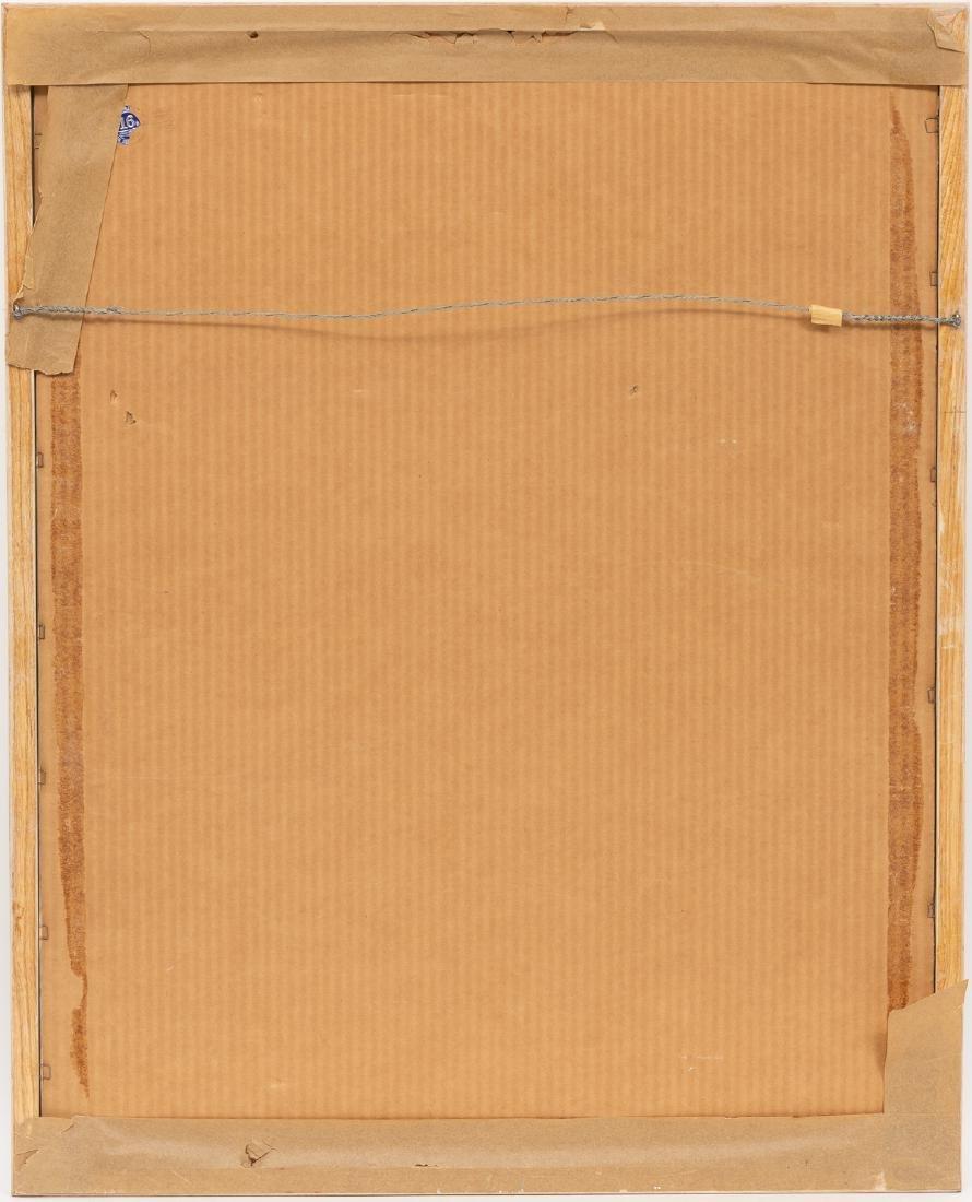 Beth Eidelberg (1933-2018), Victorian Home, watercolor, - 4