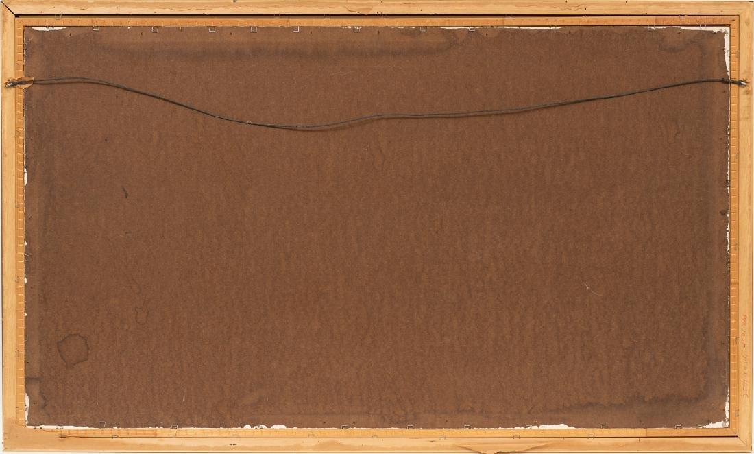 Dalhart Windberg (b. 1933), Modernist Sailboats, oil - 4