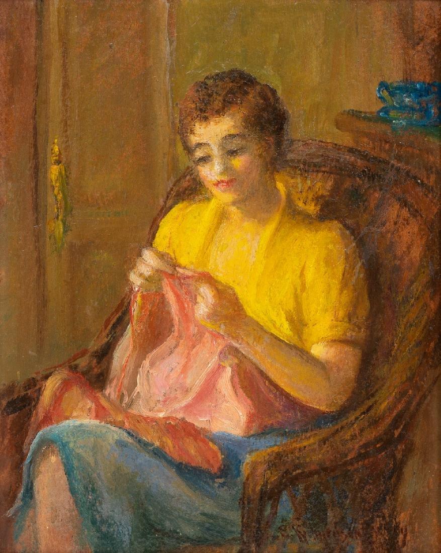 """Emma R. Cherry (1859-1954), """"Bundles for Britton"""""""