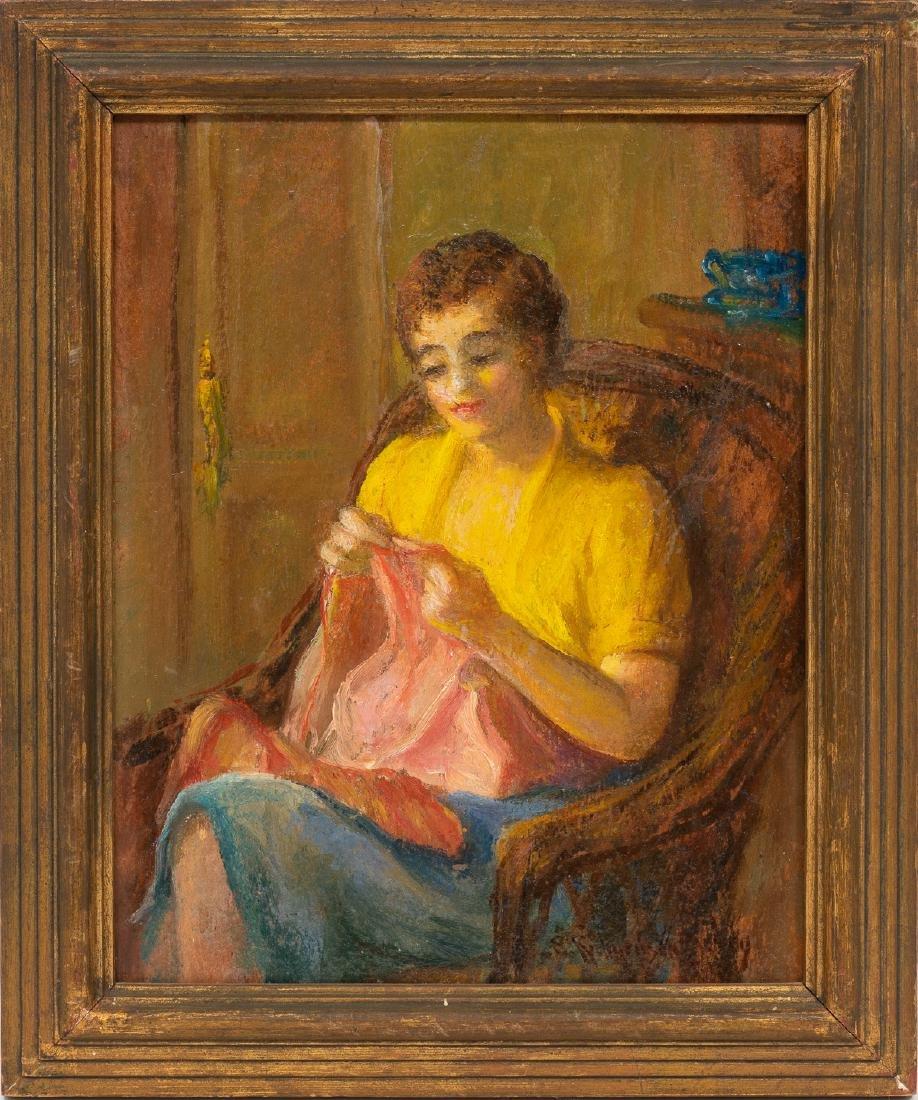 """Emma R. Cherry (1859-1954), """"Bundles for Britton"""" - 2"""