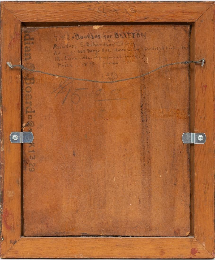 """Emma R. Cherry (1859-1954), """"Bundles for Britton"""" - 4"""