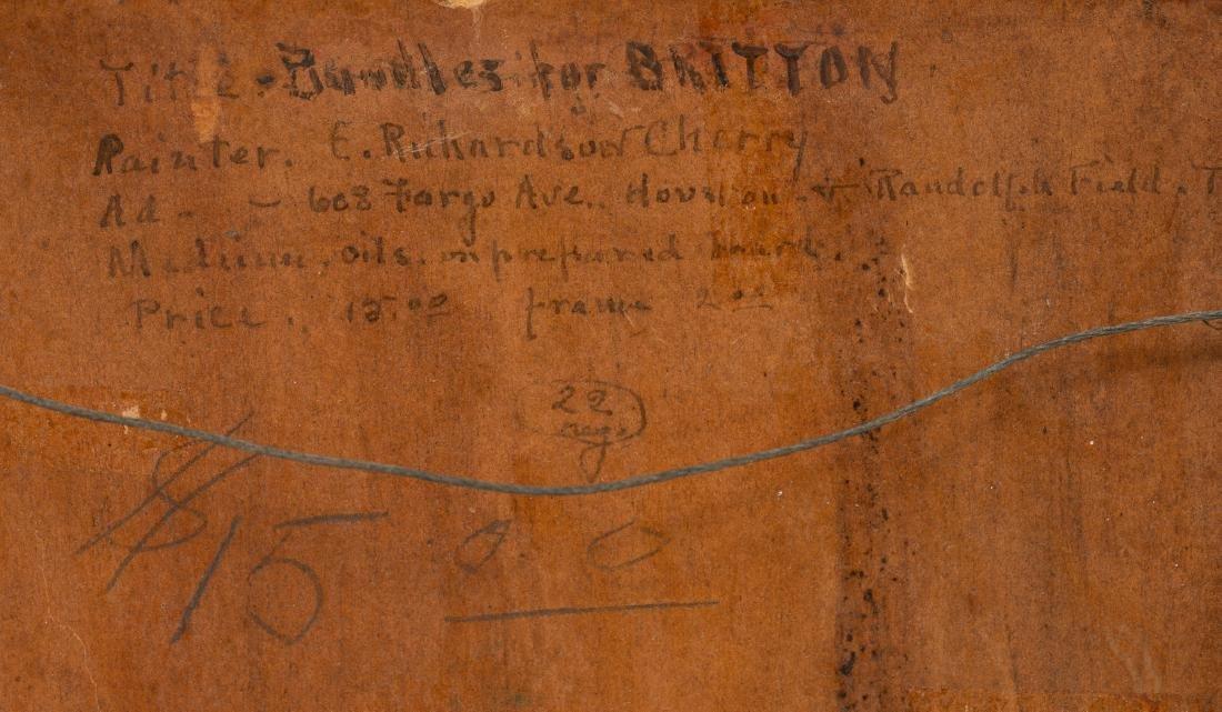 """Emma R. Cherry (1859-1954), """"Bundles for Britton"""" - 5"""