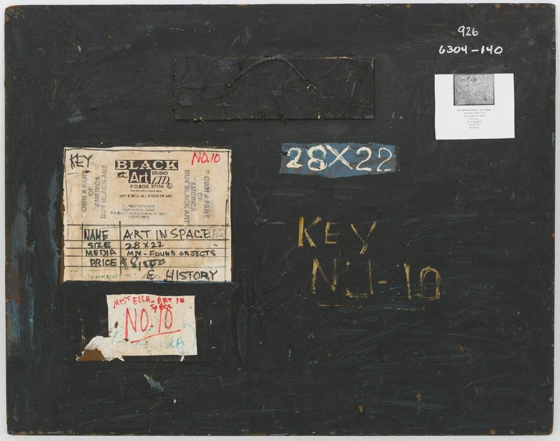 "F.L. ""Doc"" Spellmon (1925-2008), ""Art in Space"" - 4"