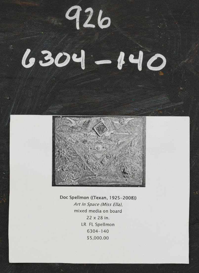 "F.L. ""Doc"" Spellmon (1925-2008), ""Art in Space"" - 5"