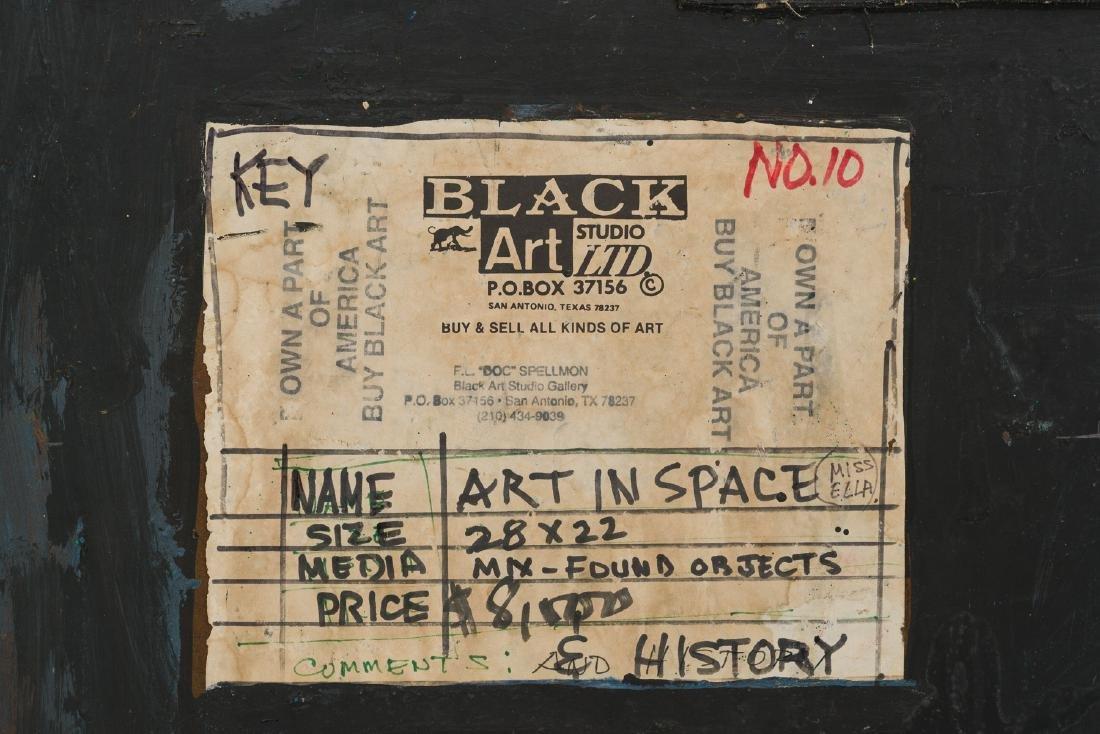 "F.L. ""Doc"" Spellmon (1925-2008), ""Art in Space"" - 6"