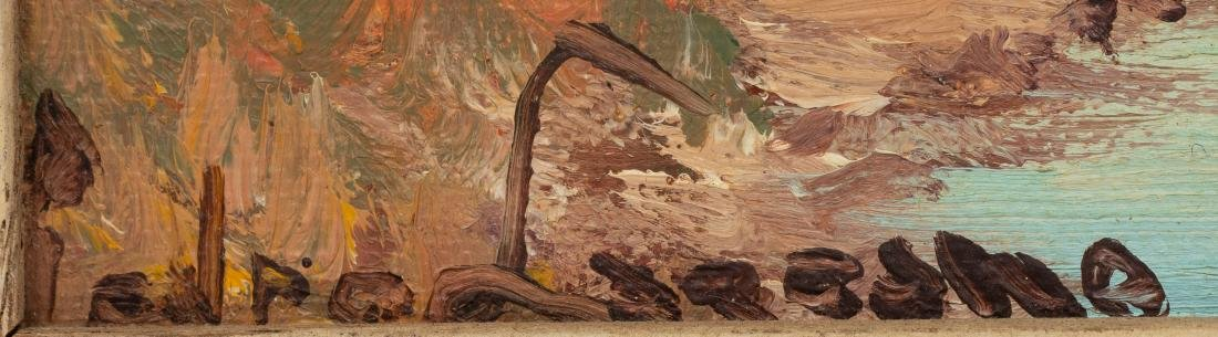 Pedro Lazcano (1909-1973), Pair of Autumn Landscapes - 4