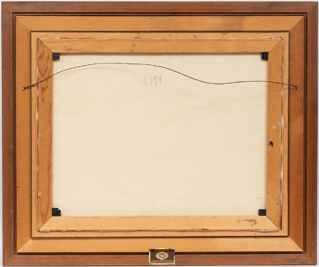 Arthur McCall, Horse and Windmill, oil on canvas - 4