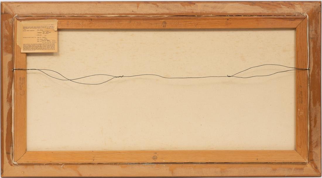 "Exa Wall (1897-1972), ""Dream of Empire"", 1965, oil - 4"