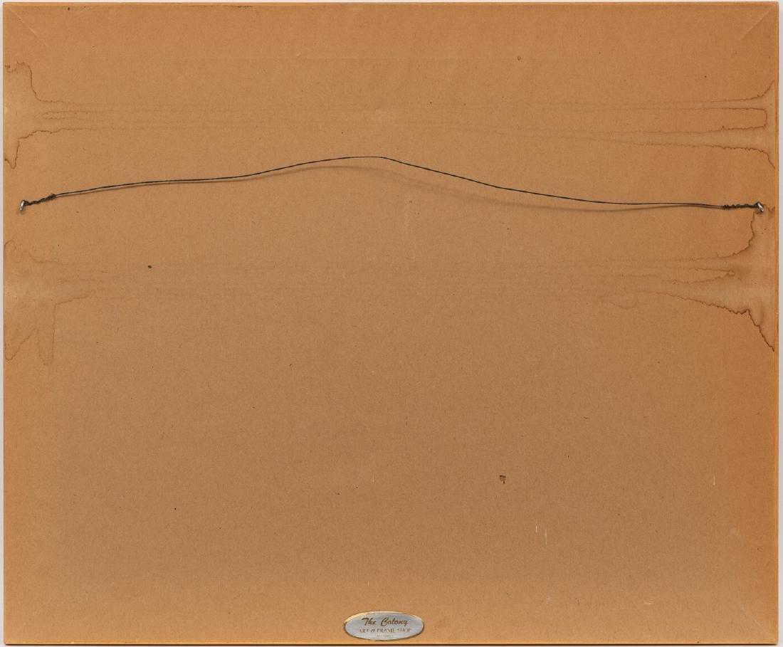 "Charles Beckendorf (1930-1996), ""American Buffalo - - 4"