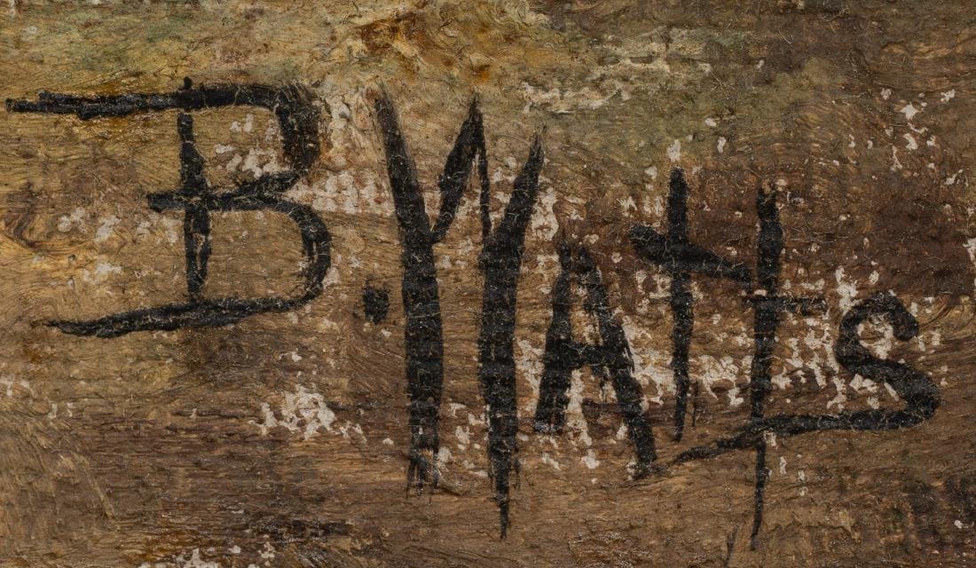 Beulah Watts (1872-1941), East Texas Pines, oil - 3