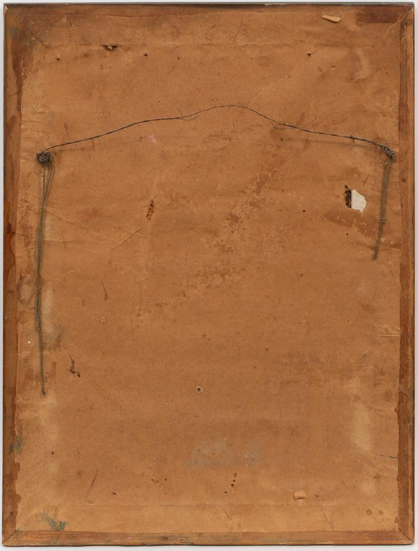 Beulah Watts (1872-1941), East Texas Pines, oil - 4