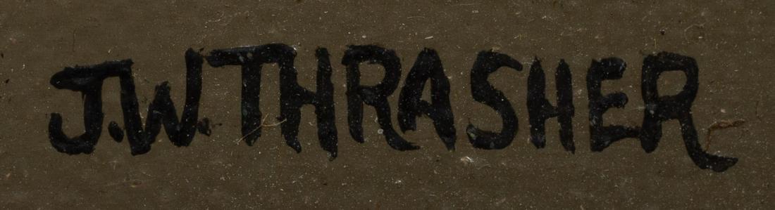 J.W. Thrasher (b. 1940), Still Life with Chrysanthemums - 3