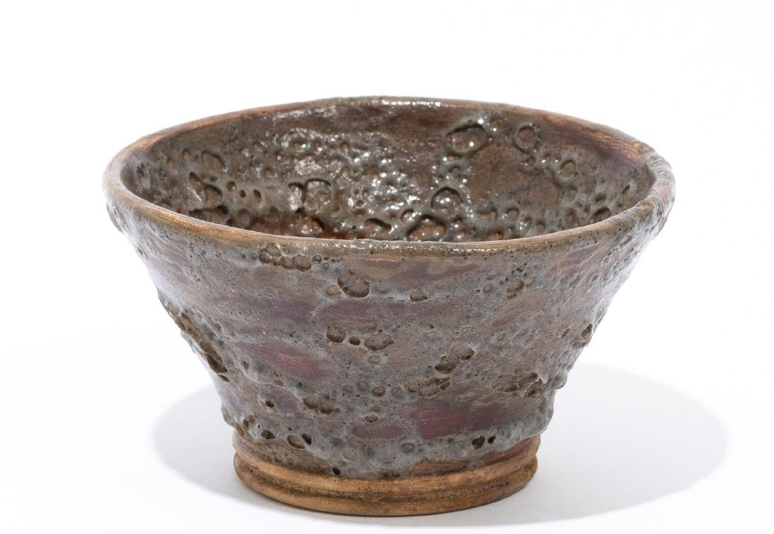 Harding Black (1912-2004), Early lava glaze bowl, 1937, - 3