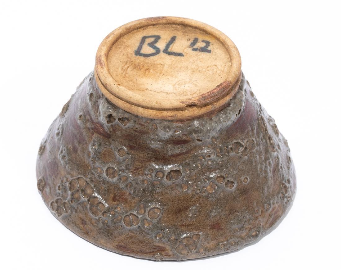Harding Black (1912-2004), Early lava glaze bowl, 1937, - 5