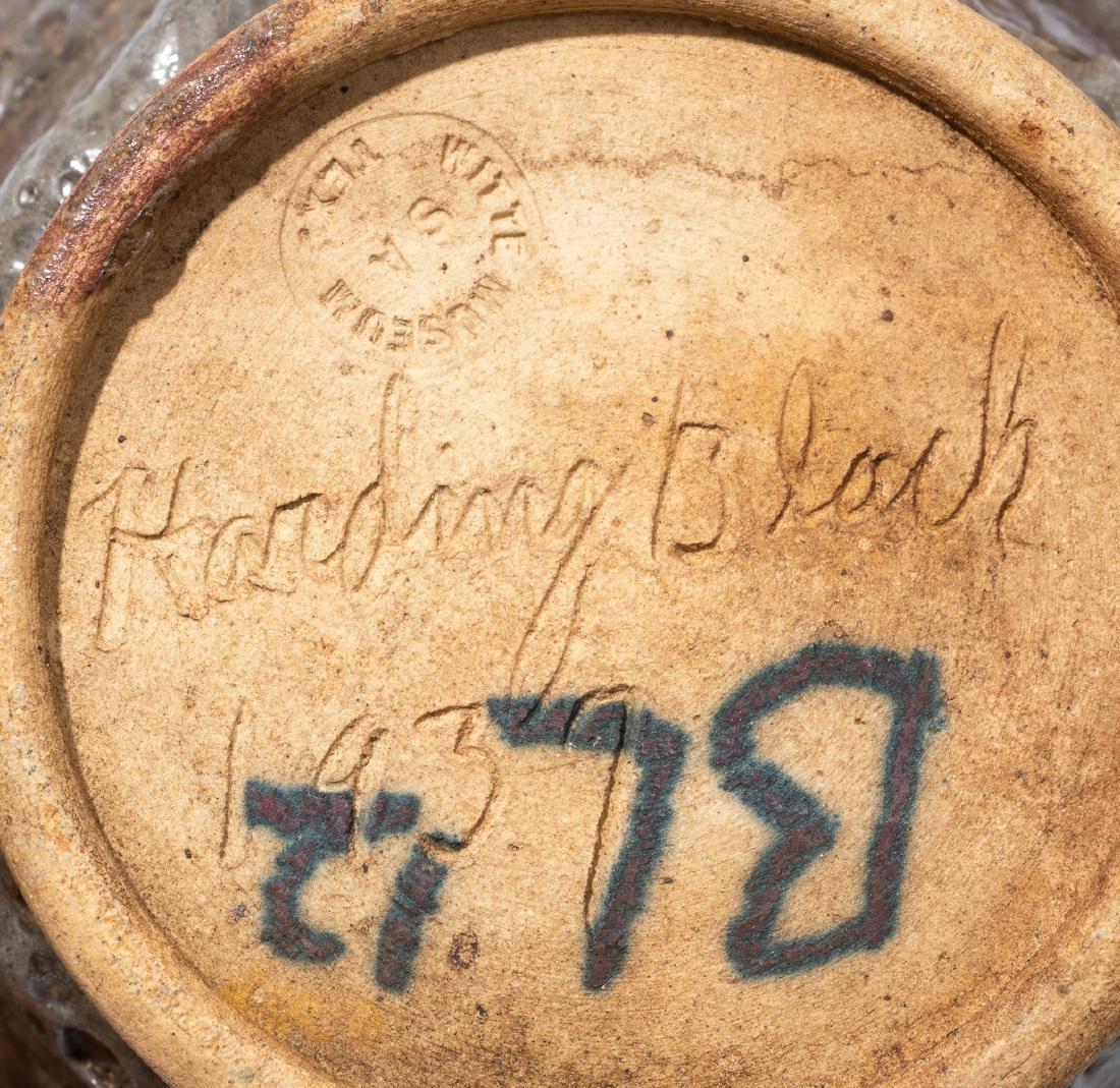 Harding Black (1912-2004), Early lava glaze bowl, 1937, - 6