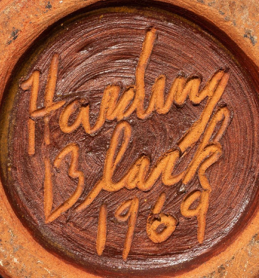 Harding Black (1912-2004), Turquoise lidded jar, 1969, - 6