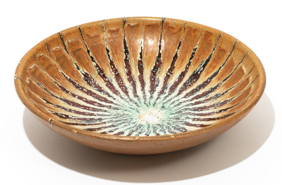 Harding Black (1912-2004), Striped bowl, 1958,