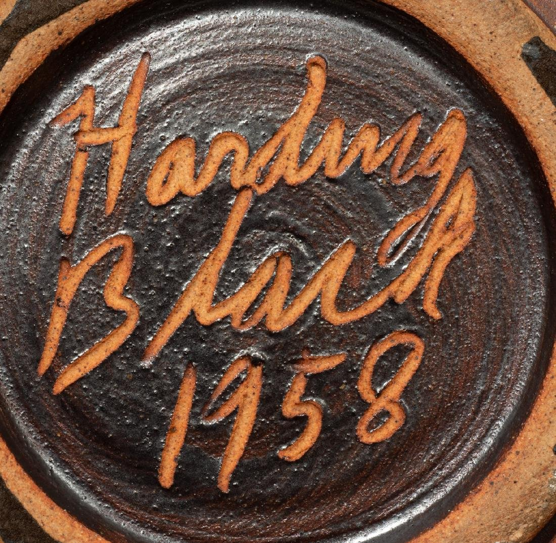 Harding Black (1912-2004), Striped bowl, 1958, - 5