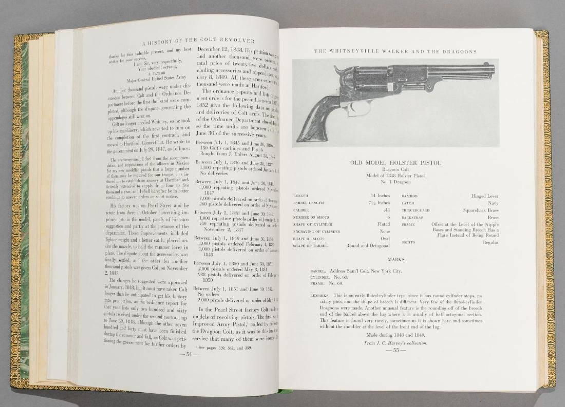 """A History of the Colt Revolver, ""First Edition/Signed - 5"
