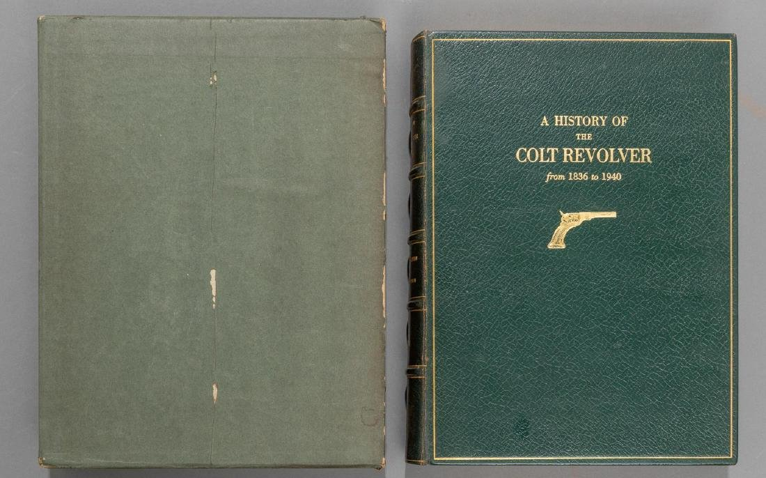 """A History of the Colt Revolver, ""First Edition/Signed - 9"