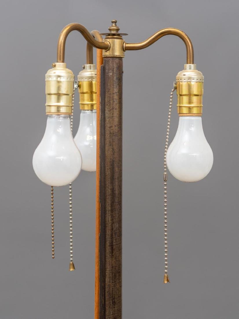 Pair of Retrofitted Safari Shotgun Lamps - 7