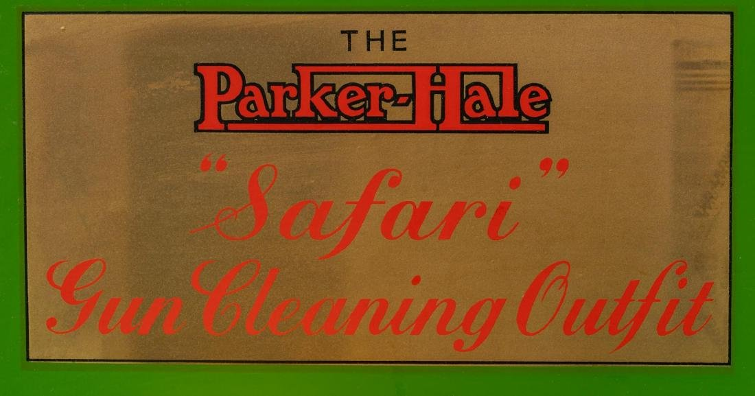Parker-Hale for Abercrombie & Fitch Safari Gun Cleaning - 2