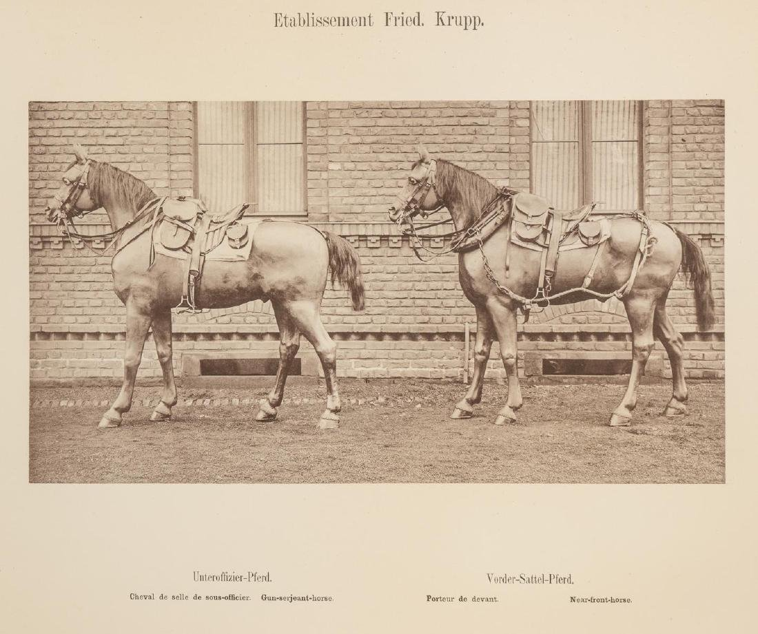 Fried. Krupp Essen A Collection of 56 Military Prints - 8