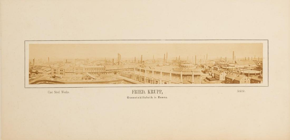 Fried. Krupp Essen A Collection of 56 Military Prints - 9