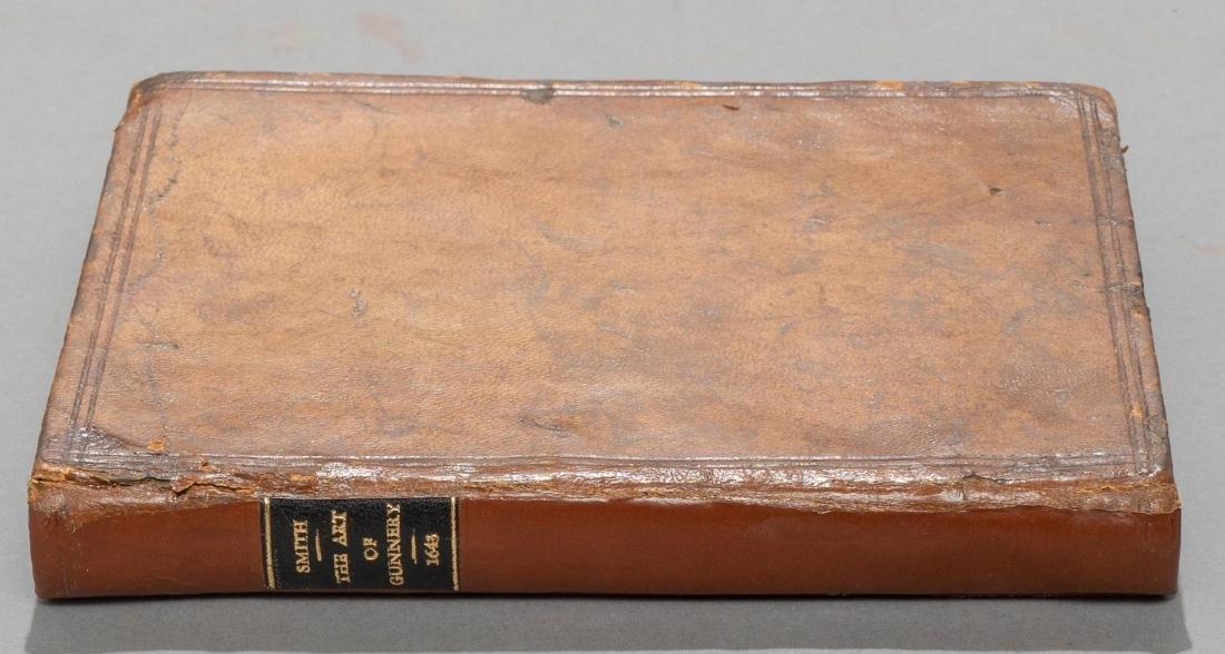 """Smith, Thomas """"The Art of Gunnery"""", 1643 - 7"""