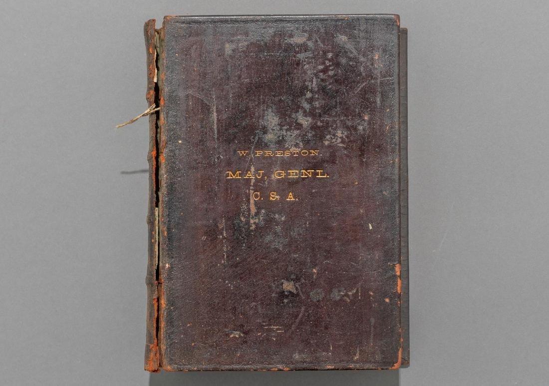 Gen. William Preston's Confederate Ordnance Manual - 2