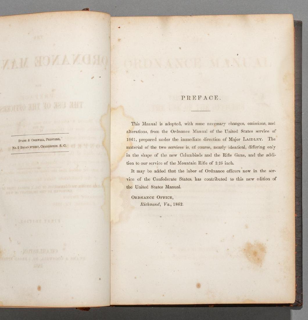 Gen. William Preston's Confederate Ordnance Manual - 3