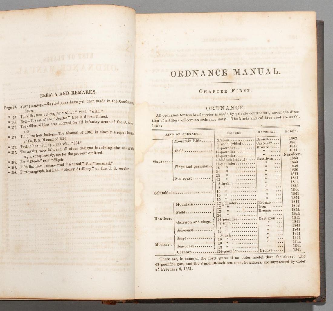 Gen. William Preston's Confederate Ordnance Manual - 4