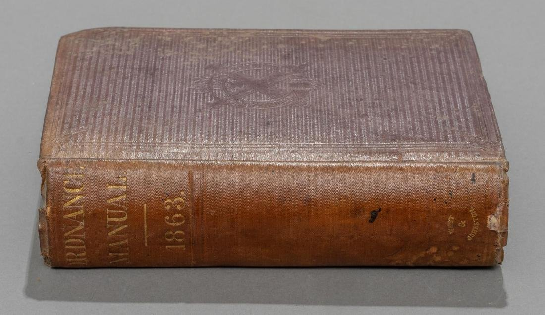 1863 Ordnance Manual, Confederate States Army - 7