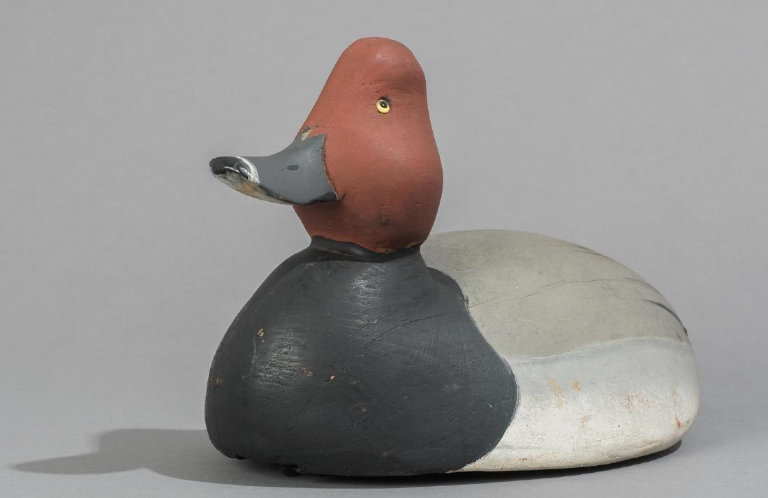 Ward Brothers Duck Decoy circa 1918 - 2