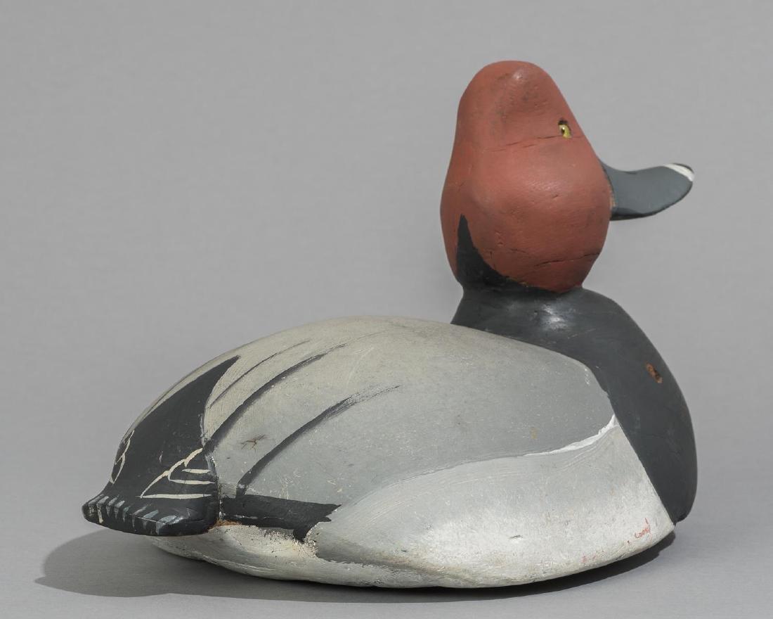 Ward Brothers Duck Decoy circa 1918 - 3