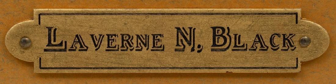"LaVerne Nelson Black (1887-1938), ""Corral, Taos"" - 5"