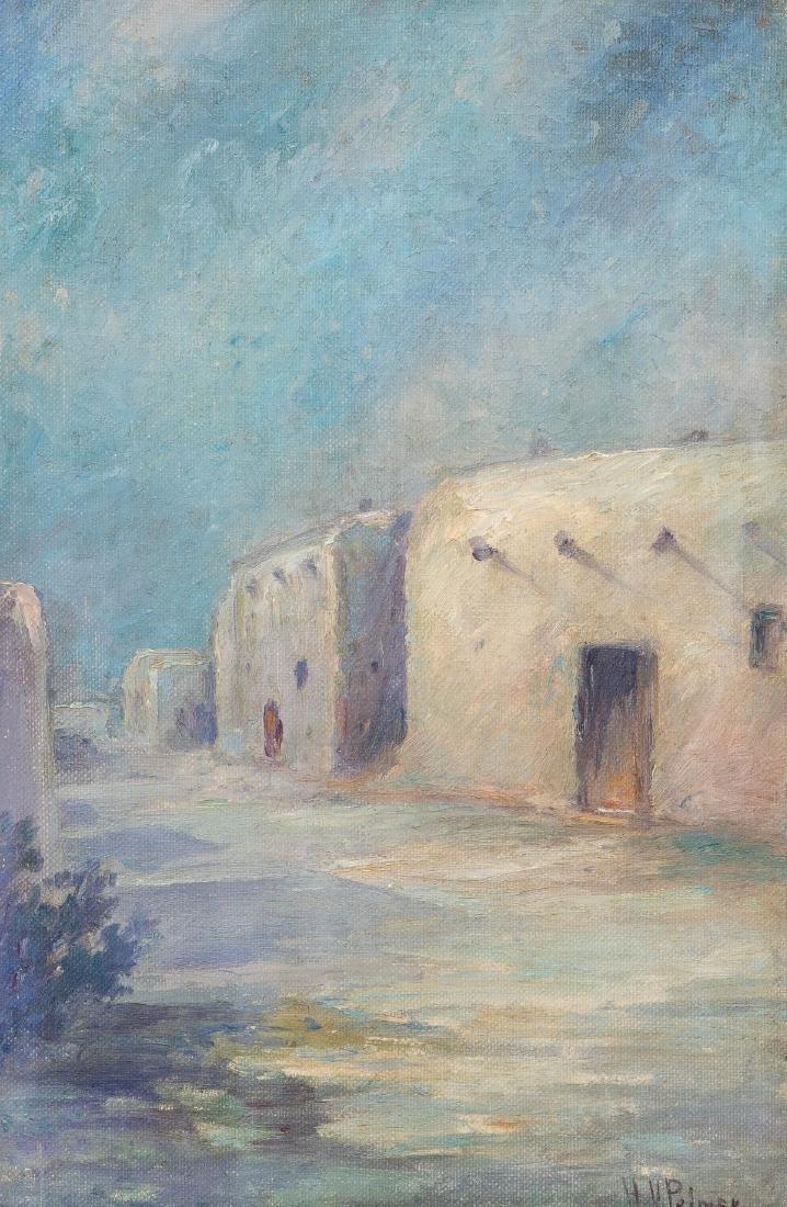 "Hattie Virginia Young Palmer (1866-1933), ""Nocturne"","