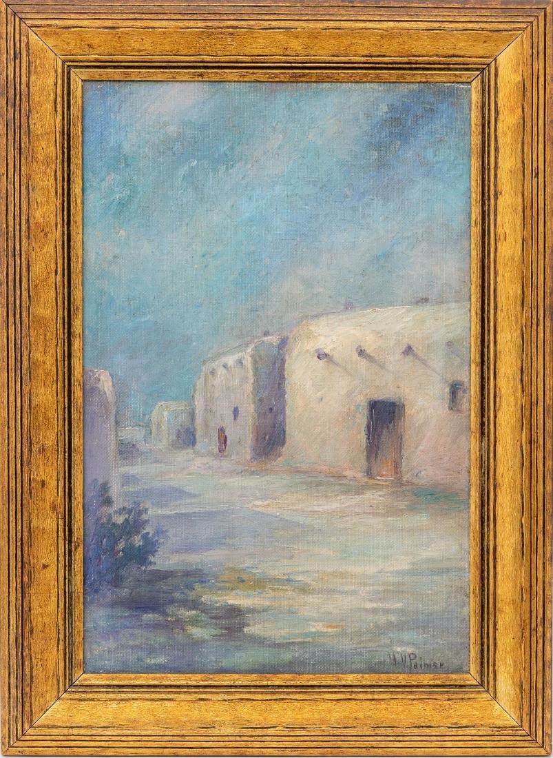 "Hattie Virginia Young Palmer (1866-1933), ""Nocturne"", - 2"