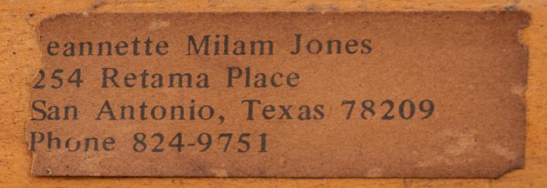 Jeanette Milam Jones (1903-1989), Floral Still Life, - 5
