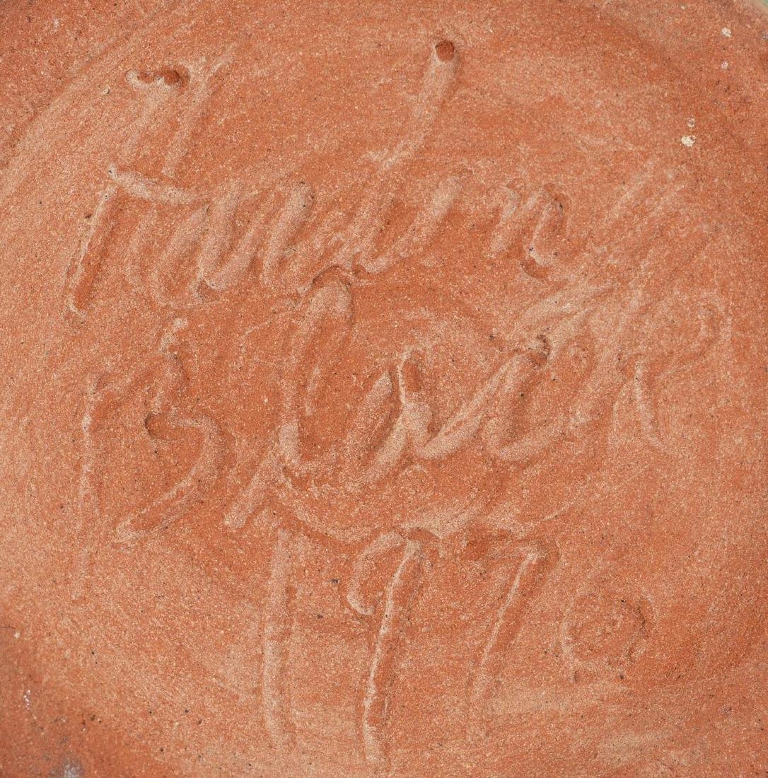 Harding Black (1912-2004), Turquoise Spotted Ginger Jar - 6