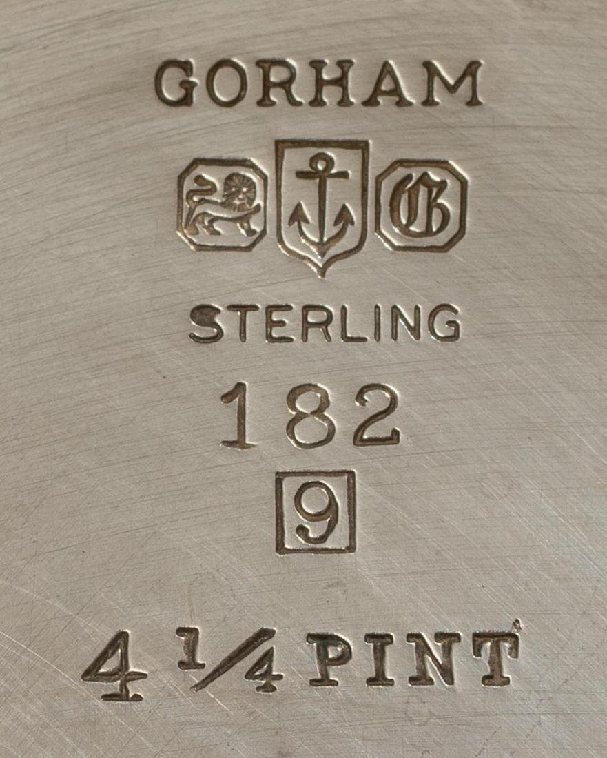 "Gorham, ""Puritan"", Sterling Pitcher - 6"