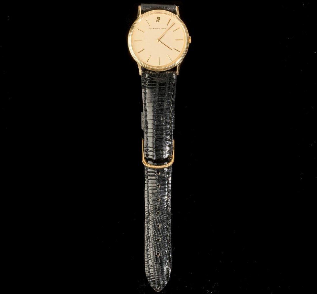Audemars Piguet (Swiss, 1980's), Gold Wrist Watch - 2