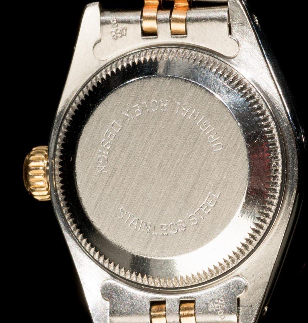 Ladies' Two-Tone Rolex Model 69173 - 3