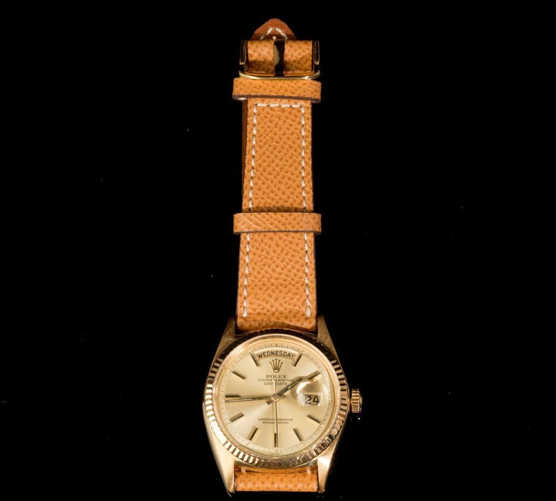 18k Gold Rolex President Model 1803 Day-Date - 2