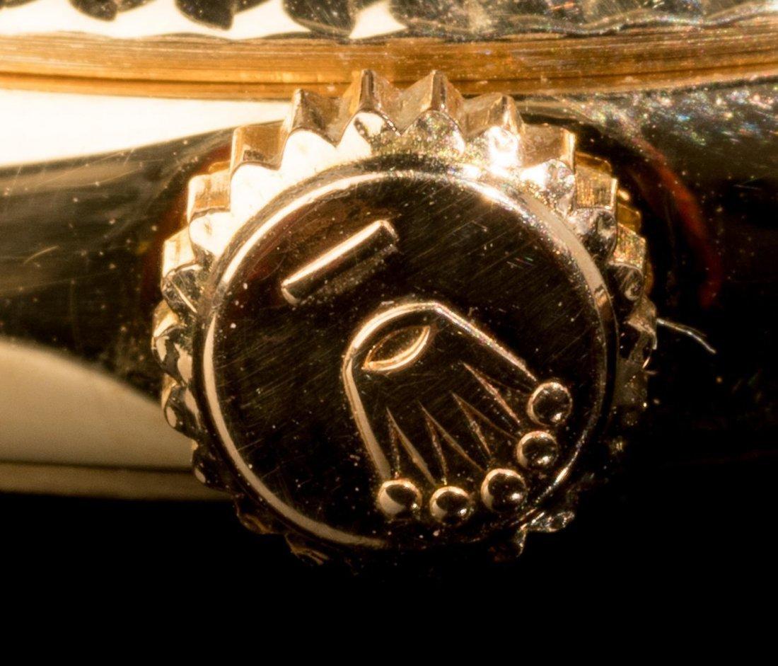 18k Gold Rolex President Model 1803 Day-Date - 4
