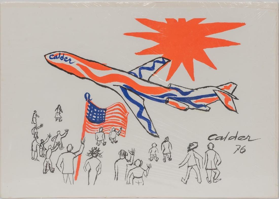 Alexander Calder (New York,
