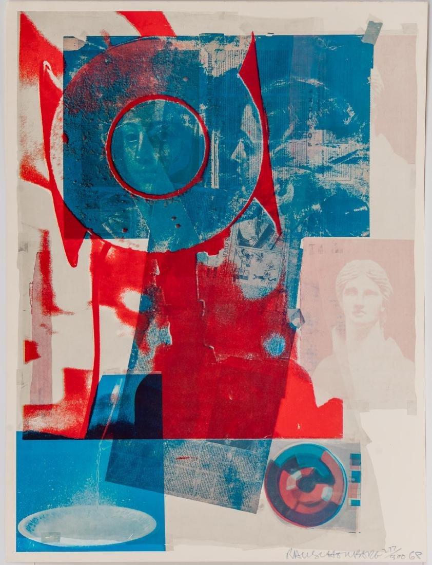Robert Rauschenberg (New York/Florida, 1925-2008),