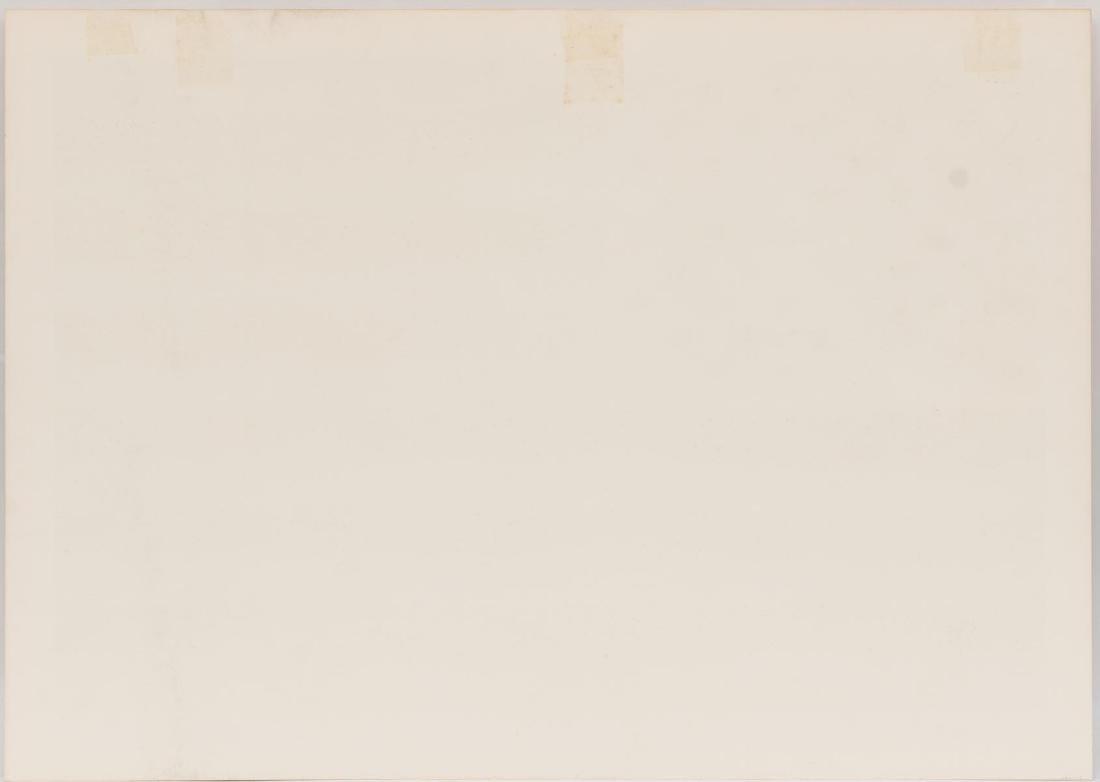 "Jasper Johns, ""Flag (Moratorium)"", 1969, 159/300 - 4"