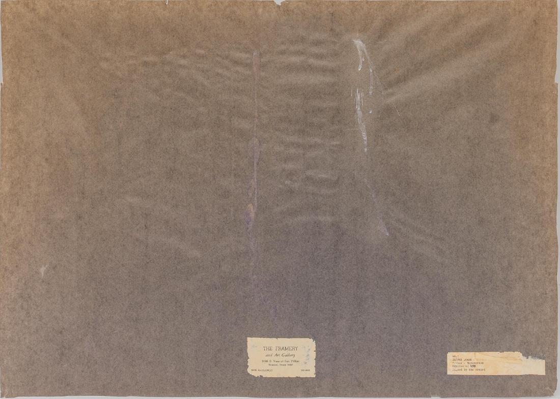 "Jasper Johns, ""Flag (Moratorium)"", 1969, 159/300 - 5"